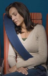 Jetlag vermeiden mit dem Travelrest Nackenkissen