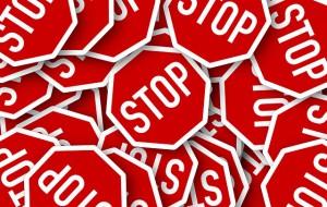 Stop Schilder