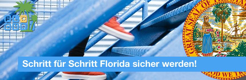 000_Schritt für Schritt Florida sicher werden