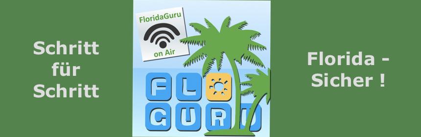 Mein Podcast hilft Dir Schritt für Schritt Florida sicherer zu werden.