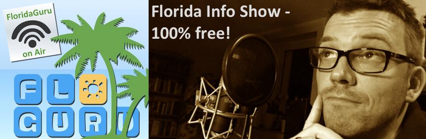 Florida Info Show Florida Informationen zum anhören