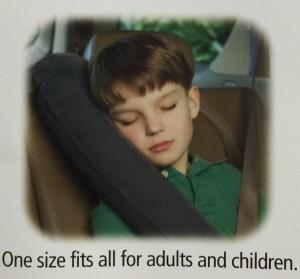Eine größe passt für alle - gleich ob Erwachsene oder Kinder