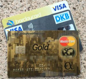 Kreditkarte in Florida - mein persönliches Setup