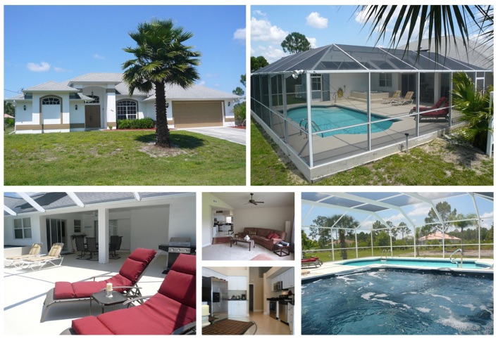 Florida Ferienhaus Paradise Cove in Lehigh Acres für bis zu 6 Personen