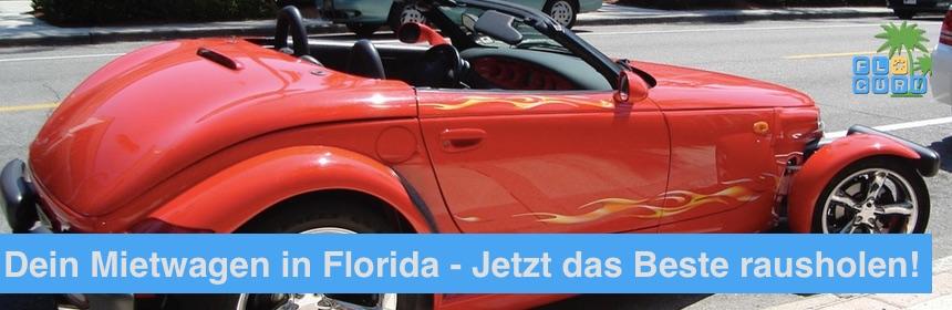 Wertvolle Florida Reisetipps für Deinen Mietwagen in Florida