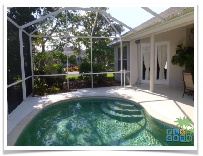 Florida Ferienhaus Summerwind in Bradenton Pool
