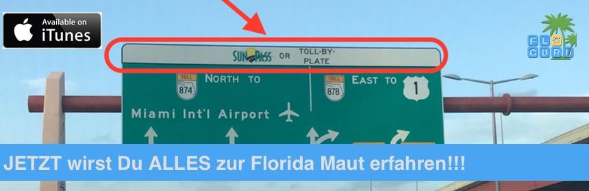 Florida Sunpass - Alles was Du zur Florida Maut wissen musst