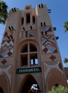 Timbuktu in Tampas Busch Gardens Freizeitpark