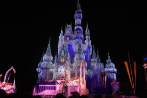 Cinderela Castle at Walt Disney World Resort