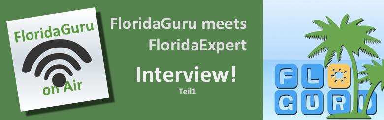 Beitragsbild zum FloridaGuru Podcast Interview mit Carsten Wagner von Florida-Expert