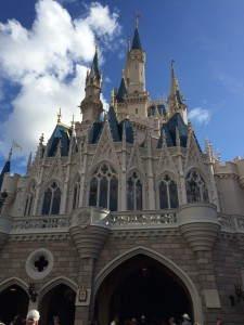 Cinderella Schloss Walt Disney World Orlando