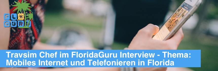 Fragen an den Experten zum Thema mobiles Internet und Telefonieren in den USA