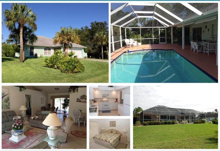 Florida Ferienhaus Alisha in Lehigh Acres mit 3 Schlafzimmern für bis zu 6 Personen