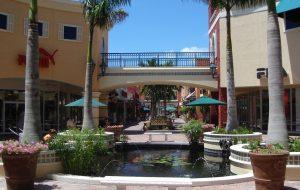 Shopping geht auch in Florida mit Kindern