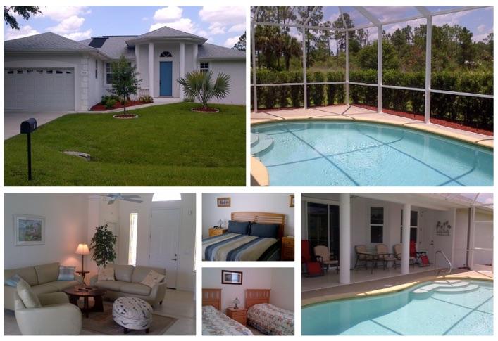 Florida Ferienhaus Rita für bis zu 6 Personen