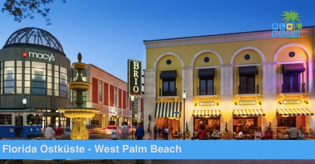 West Palm Beach - Die Henry Flagler Stadt