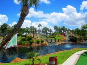 Erlebe bei Deinem Urlaub in Florida ein wahres Minigolf Abenteuer!