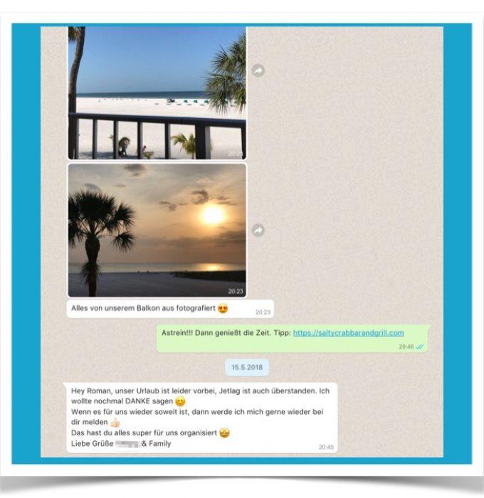 Florida Urlaub Feedback 04