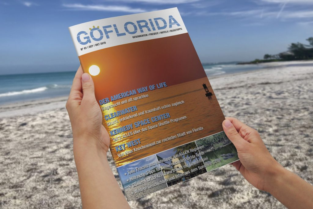 GOFLORIDA Magazin