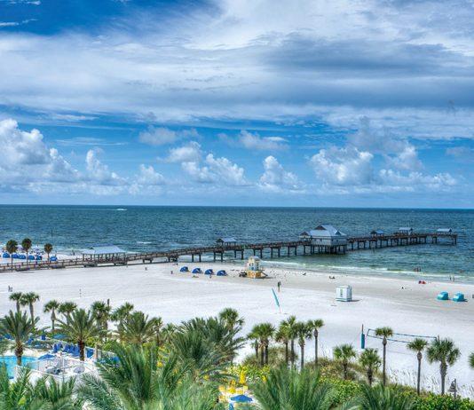 Clearwater in Florida. Skurril, herzergreifend, erdrückend und traumhaft schön!